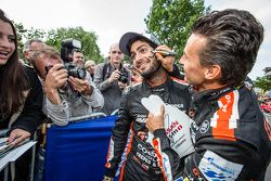 Racing G-Drive: Roman Rusinov juega una broma a Gustavo Yacamán