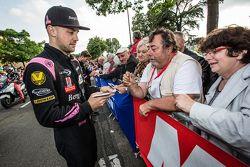 #34 OAK Racing Ligier JS P2 : Laurens Vanthoor