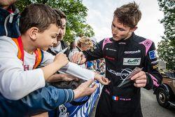 #34 OAK Racing Ligier JS P2 : Kevin Estre
