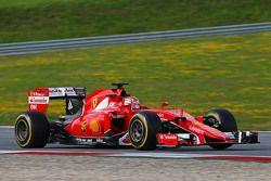 Antonio Fuoco, Ferrari SF15-T Test Driver