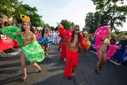 Des danseuses cubaines