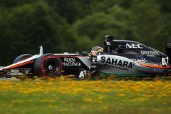 Pascal Wehrlein, Sahara Force India F1 VJM08 Piloto de pruebas