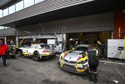 Marc VDS Racing Team area