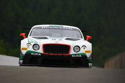 #83 Bentley Team HTP Bentley Continental GT3