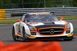 #34 Car Collection Motorsport Mercedes SLS AMG GT3: Peter Schmidt, Miguel Toril, Kenneth Heyer, Jan