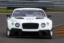 #107 Bentley Team M-Sport Bentley Continental GT3: Steven Kane