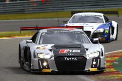#2 Belgian Belgian Audi Club Team WRT Audi R8 LMS: Frank Stippler, Stéphane Ortelli, Nico Müller