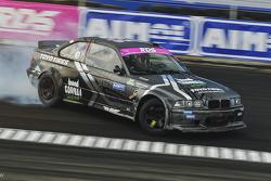 Евгений Сатюков, BMW E36