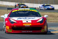 #1 Ferrari of Houston Ferrari 458: Ricardo Perez