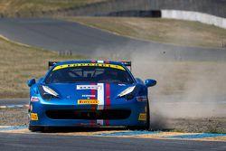 #105 Miller Motorcars Ferrari 458: Rodney Randall
