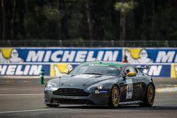 #44 Aston Martin Lagonda GT4: Wolfgang Schuhbauer, Liam Talbot