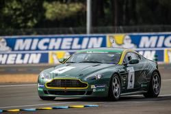 #4 Aston Martin Belgium GT4: Arnold Herreman