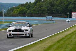 #78 Racers Edge Motorsports Ford Mustang 302R: Chris Beaufait, Bob Michaelian