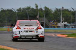 #14 Doran Racing Nissan 370Z: B.J. Zacharias, Brad Jaeger