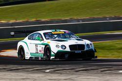 #16 Team Bentley Dyson Racing, Bentley Continental GT3: Chris Dyson