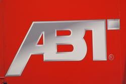 El logotipo de Audi Sport Abt
