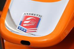 El logotipo de Andretti Autosport
