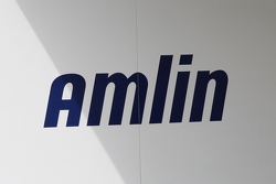 El logotipo de Amlin Aguri