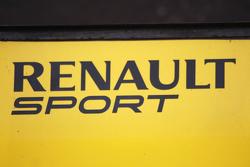 El logotipo de Renault Sport
