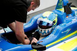 18 Николас Похлер, Double R Racing Dallara Mercedes-Benz
