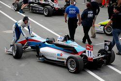 11 Fabian Schiller, Team West-Tec F3 Dallara Mercedes-Benz