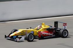 #3 Antonio Giovinazzi, Jagonya Ayam mit Carlin, Dallara Volkswagen