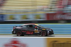 #91 HART, Honda Civic Si: Kevin Boehm, Steve Eich