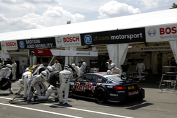Pitstop, Antonio Felix da Costa, BMW Team Schnitzer BMW M4 DTM