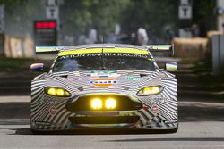 Aston Martin V8 Vantage GTE art car