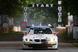BMW M3 GT2: Cyndie Allemann