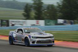#9 Stevenson Motorsports Chevrolet Camaro Z/28.R: Lawson Aschenbach, Matt Bell