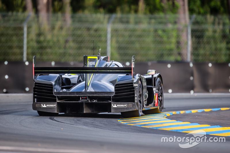 #4 ByKolles Racing, CLM P1/01: Simon Trummer, Pierre Kaffer, Tiago Monteiro