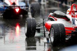 14 Matthew Rao, Fortec Motorsports Dallara Mercedes-Benz