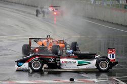 19 Matt Solomon, Double R Racing Dallara Mercedes-Benz