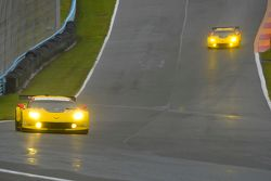 #4 Corvette Racing Chevrolet Corvette C7.R: Oliver Gavin, Tommy Milner e #3 Corvette Racing Chevrolet Corvette C7.R: Jan Magnussen, Antonio Garcia
