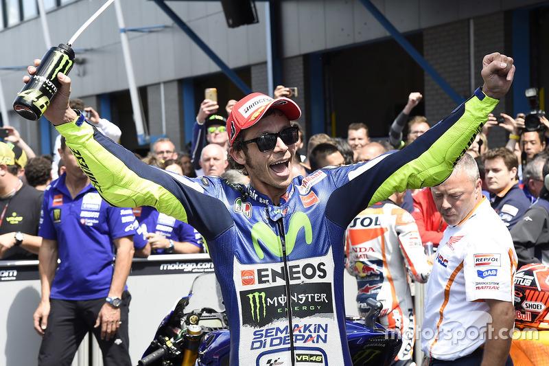 Vincitore Valentino Rossi, Yamaha Factory Racing