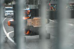 Michele Beretta, Mücke Motorsport Dallara Mercedes-Benz
