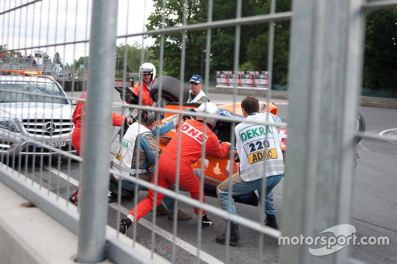 Мішель Беретта, Mücke Motorsport Dallara Mercedes-Benz