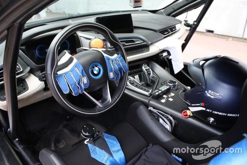 BMW i8 Safety-Car