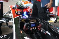 Mahindra Racing detail