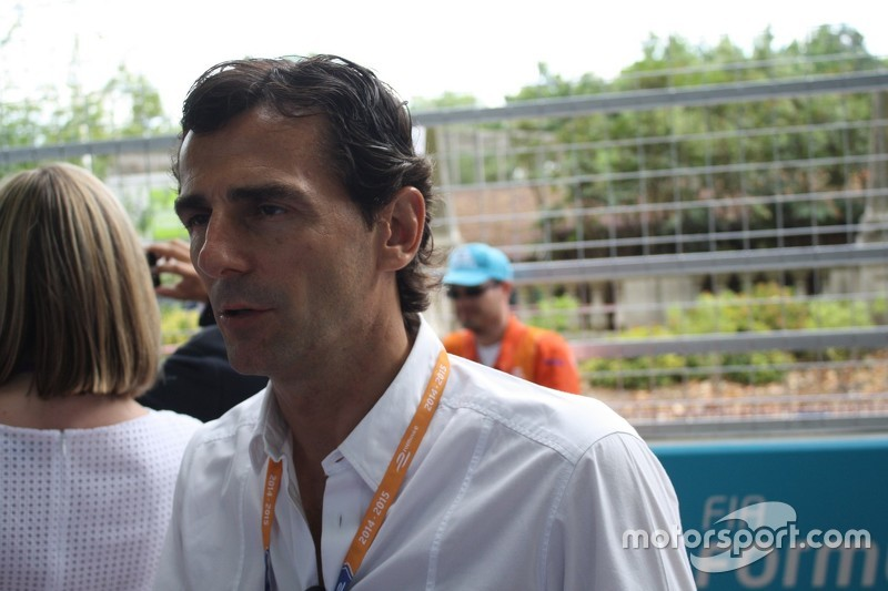 Pedro de la Rosa - FC Barcelona