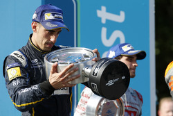 Carrera 1 Ganador Sébastien Buemi, e.dams-Renault