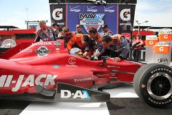 Ganador de la Carrera Graham Rahal, Rahal Letterman Lanigan Racing