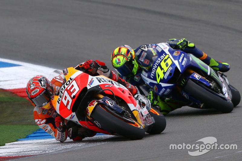 Titelgevecht van het jaar: MotoGP