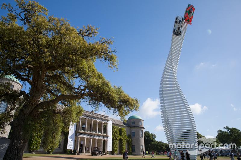 Die Goodwood-Ausstellung, Thema Mazda