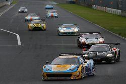 GT Asia Okayama: azione di gara