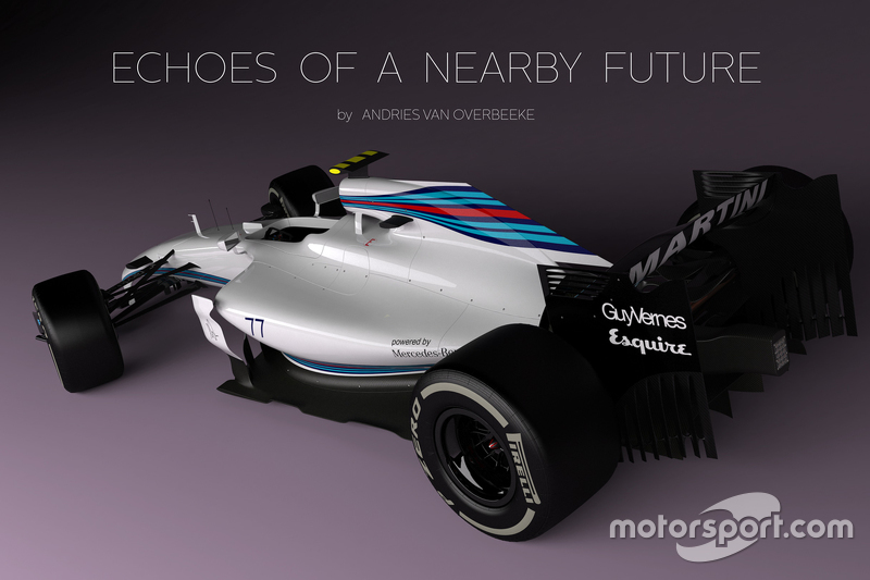 Concepto F1 Williams