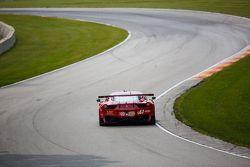 #61 R. Ferri Motorsport, Ferrari 458 GT3 Italia: Olivier Beretta
