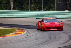 #64 DragonSpeed/ESM, Ferrari 458 GT3 Italia: Mike Hedlund