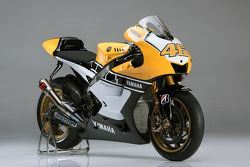 La Goodwood Yamaha M1 de Valentino Rossi, Yamaha Factory Racing
